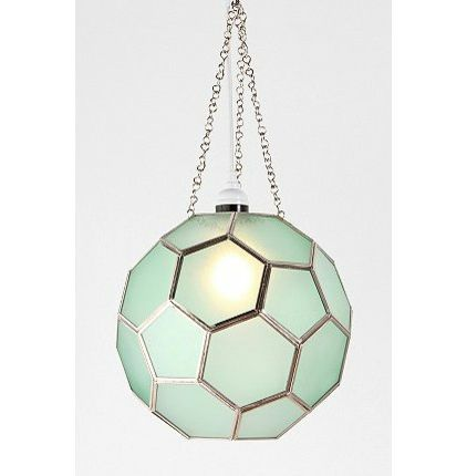 Minty decor contemporary pendant lighting by Urban Outfitters