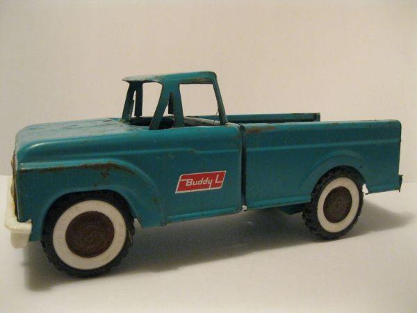 1950s Pressed Steel Buddy L Truck SOLD