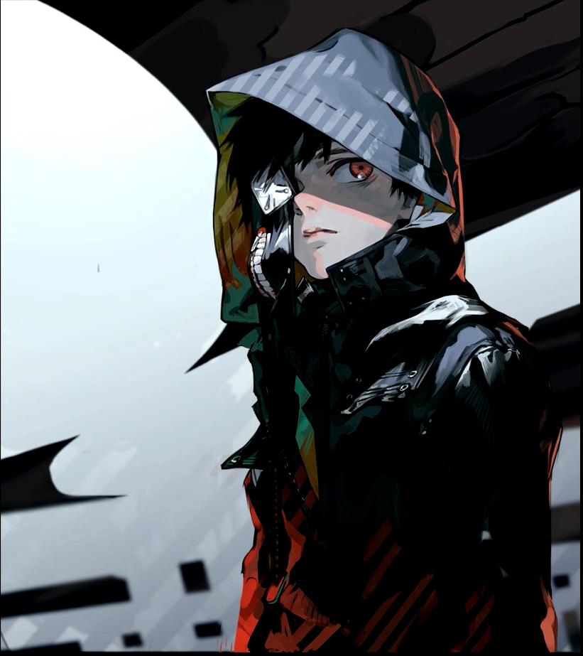 Tokyo Ghoul, Ending Art. Http://shewhospeaks2dragons