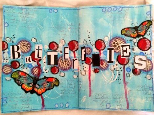 Love - Butterflies