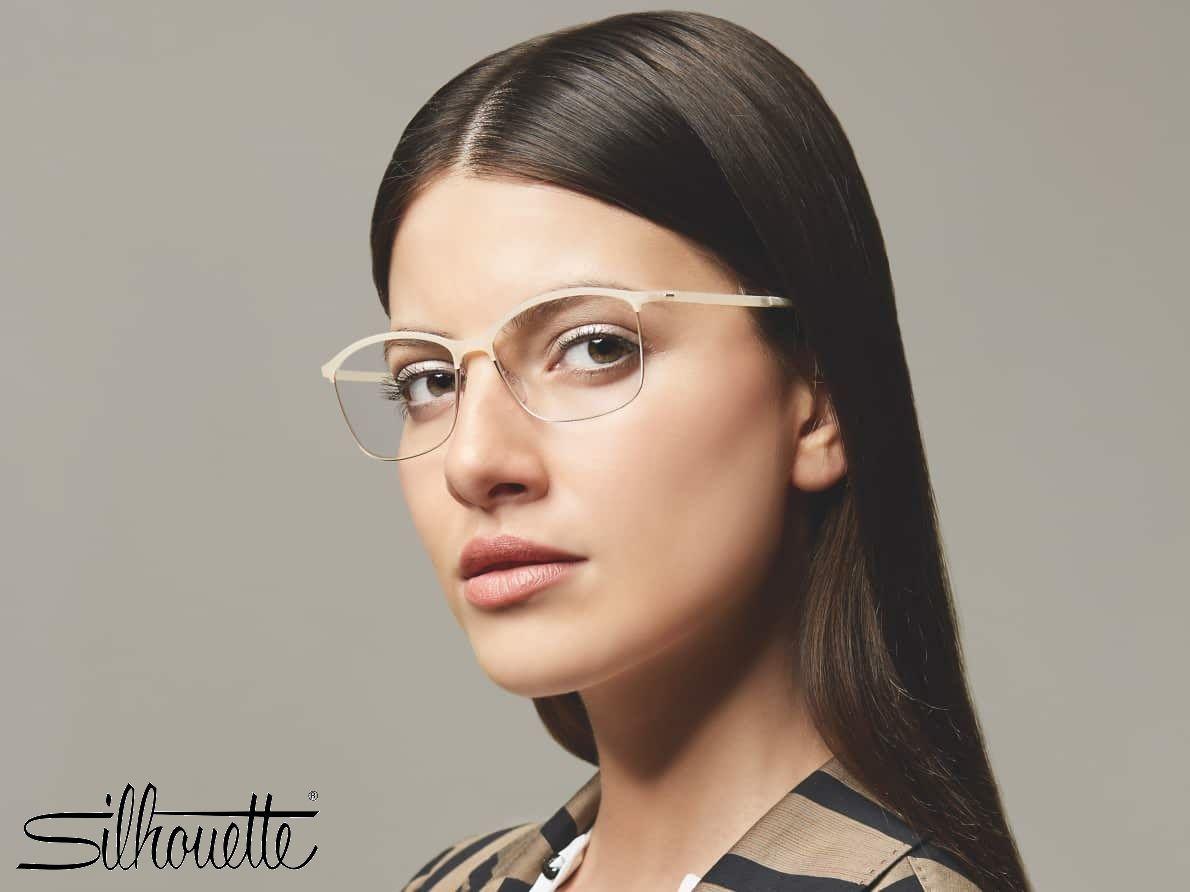 816ea700e Silhouette Urban Fusion Fullrim 1575 20-6056/Ivory Eyeglasses Fashion  Eyewear Women's/Unisex SPX+ Titanium #Silhouette #UrbanFusion  #SilhouetteEyewear ...