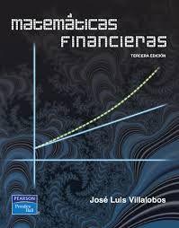 Matematicas Financieras Finance You Better Work Mathematics