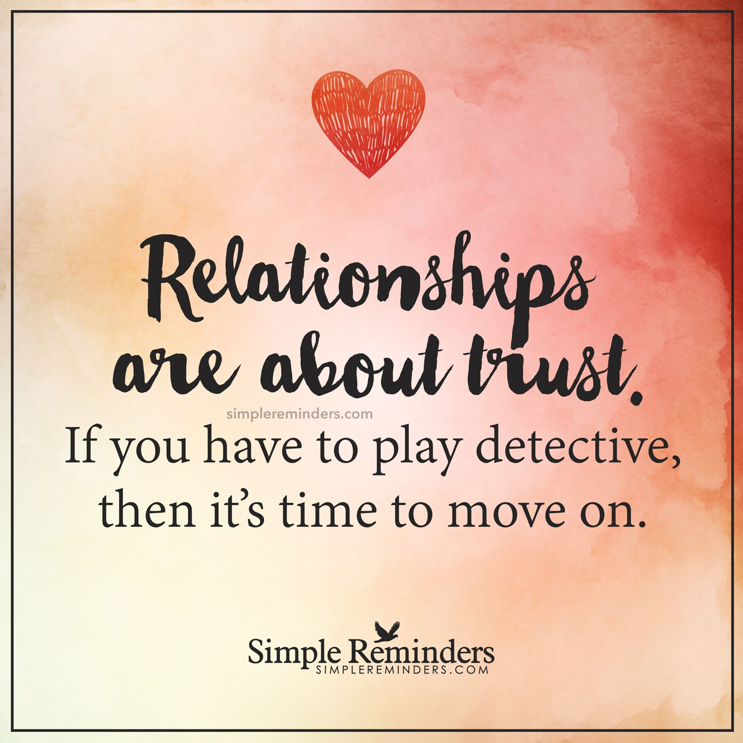 Love Quotes About Trust In A Relationship