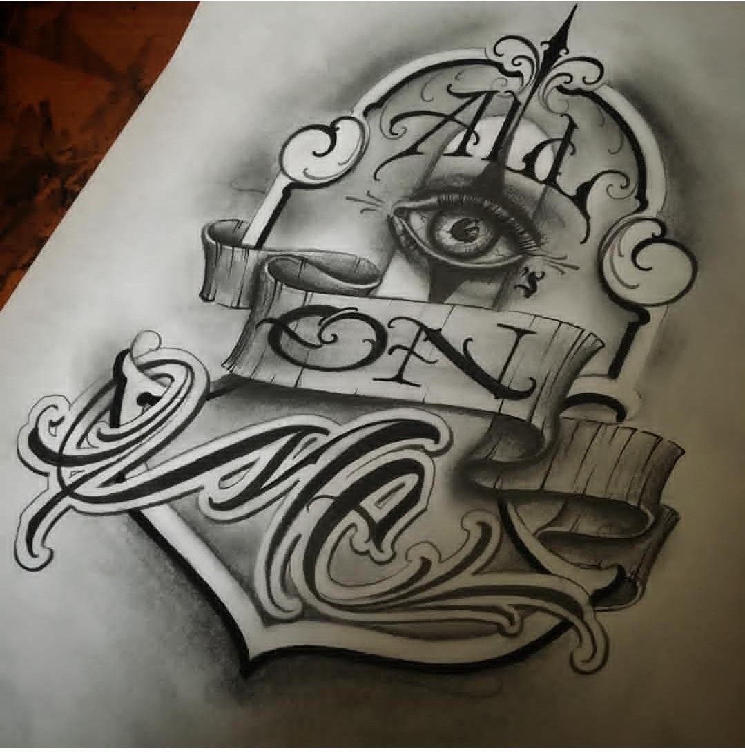 Pin By Artur Shek On Eskiz Chicano Art Tattoos Chicano Tattoos Tattoo Lettering