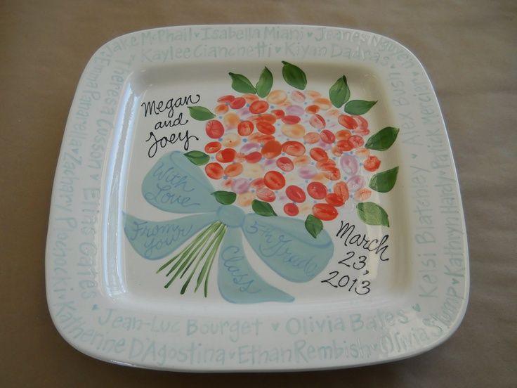 thumbprint teacher gift - Google Search   Gifts   Pinterest ...