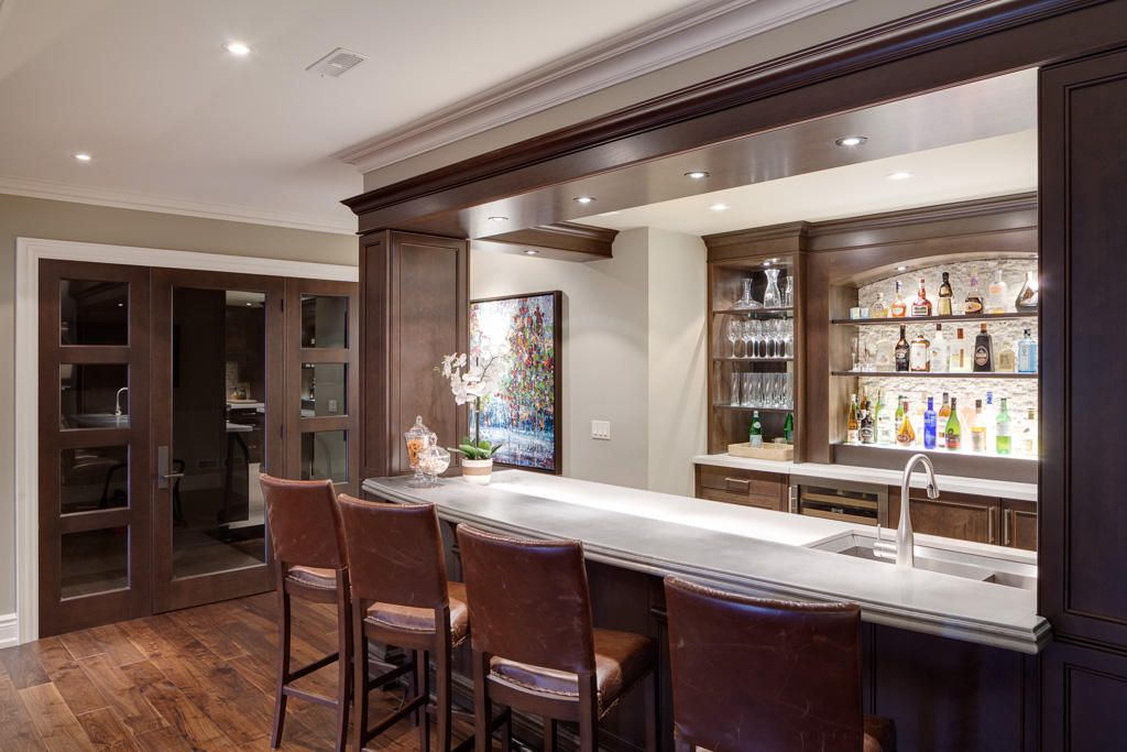 Frahm Interiors Interior Design Burlington Ontario Luxurious Basement Pinterest