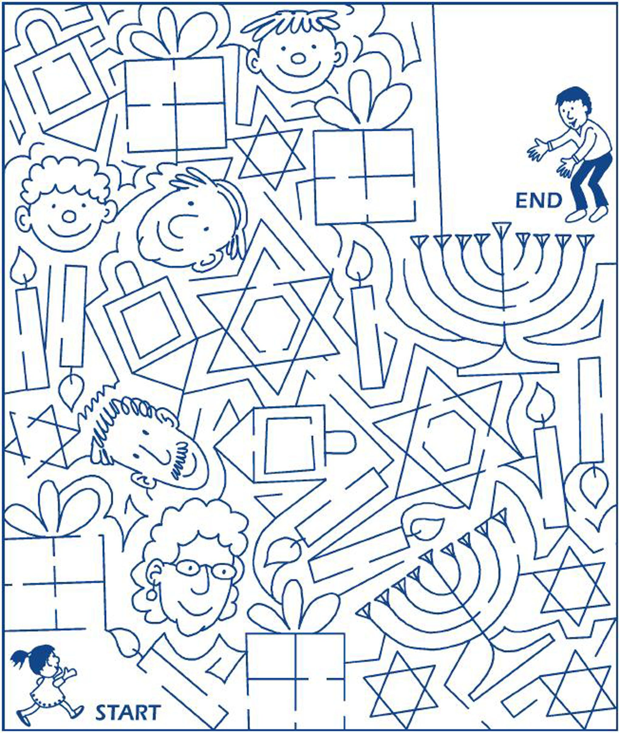 Hanukkah Activities For Preschoolers