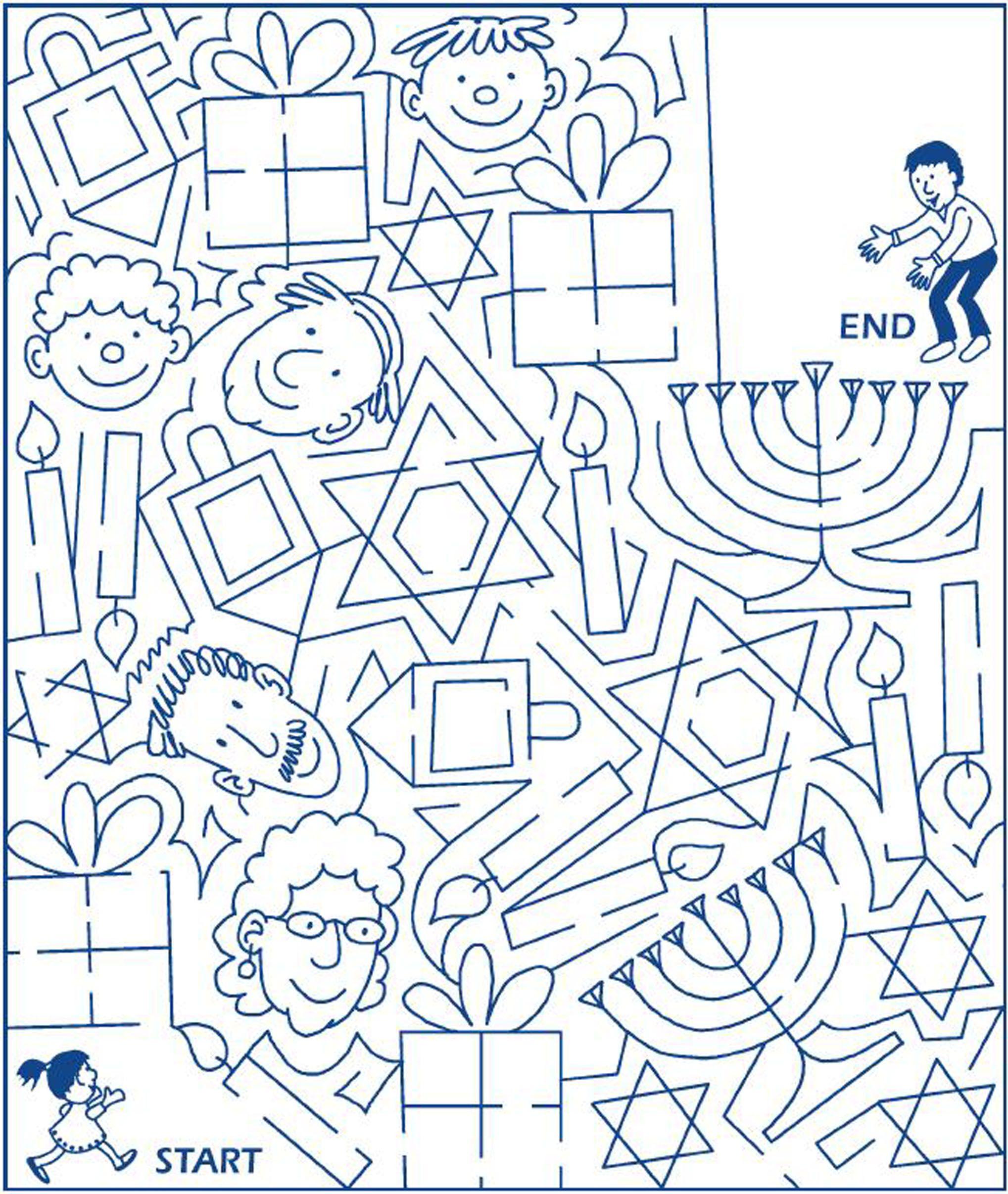 Hanukkah Activities For Preschoolers
