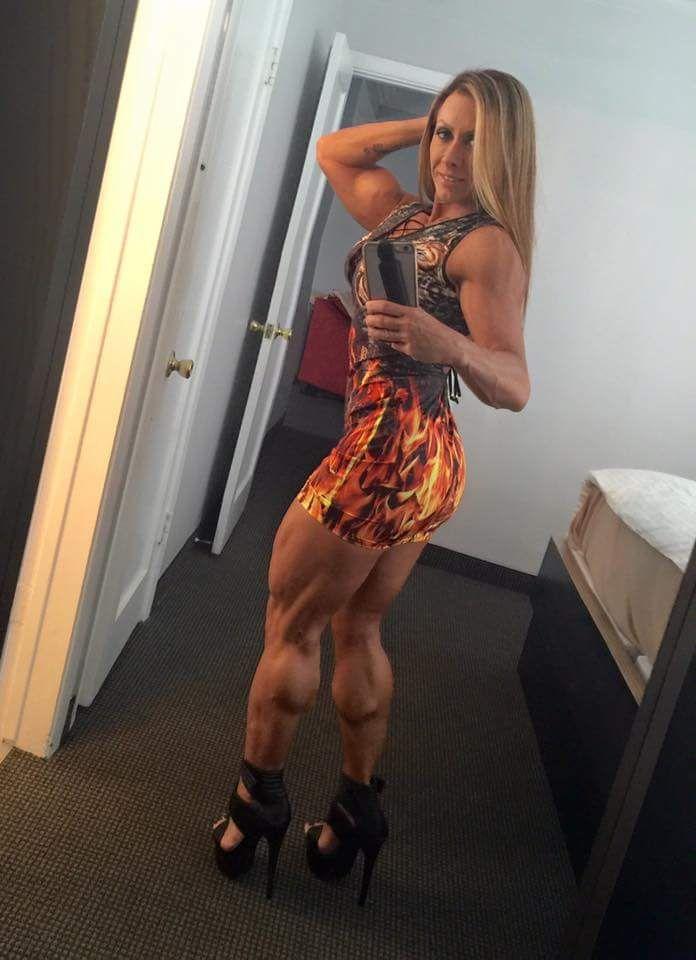 fitness muscular women sex