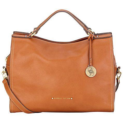 Fiorelli Kristen Grab Bag Tan Online At Johnlewis