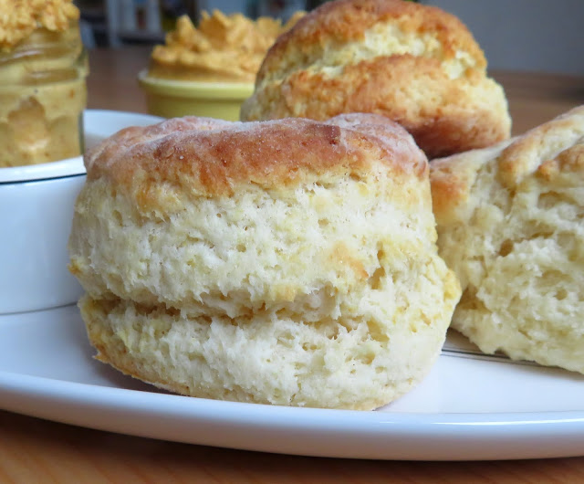 Quick Easy Buttermilk Biscuits For Two Recipe In 2020 Buttermilk Biscuits Easy Buttermilk Biscuits Biscuits
