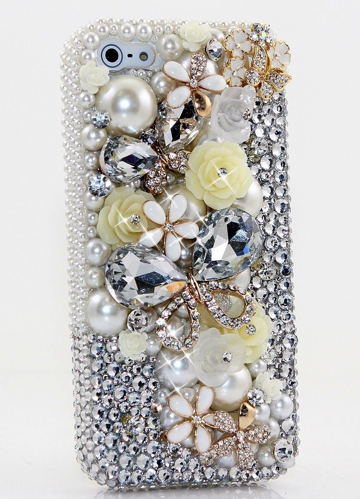 a27ccd202 Bling Crystals Phone Case for iPhone 6, iPhone 6 PLUS, iPhone 4, 5, 5S, 5C