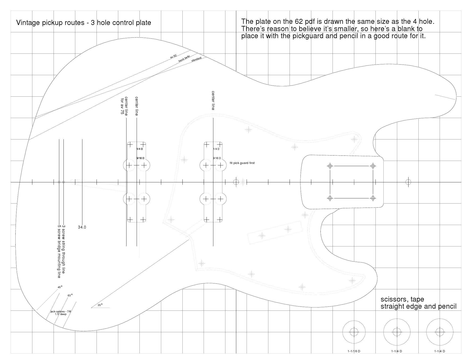 Erfreut Cnc Gitarrenvorlagen Bilder - Entry Level Resume Vorlagen ...