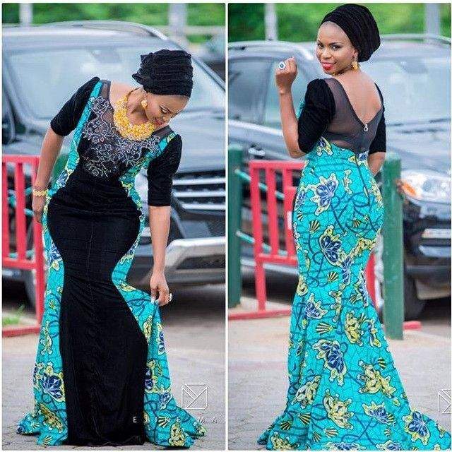 It is Fashion Double Delight! Get Gorgeous with Eye-Catching Ankara ...