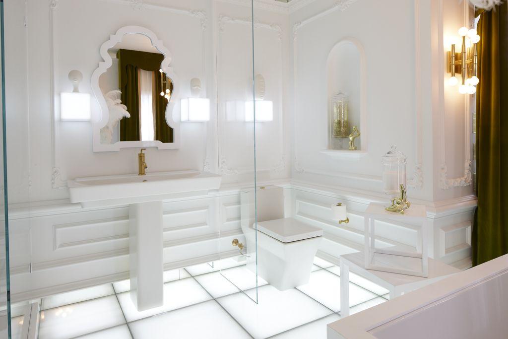 Kohler Bathroom Installation By Jonathan Adler