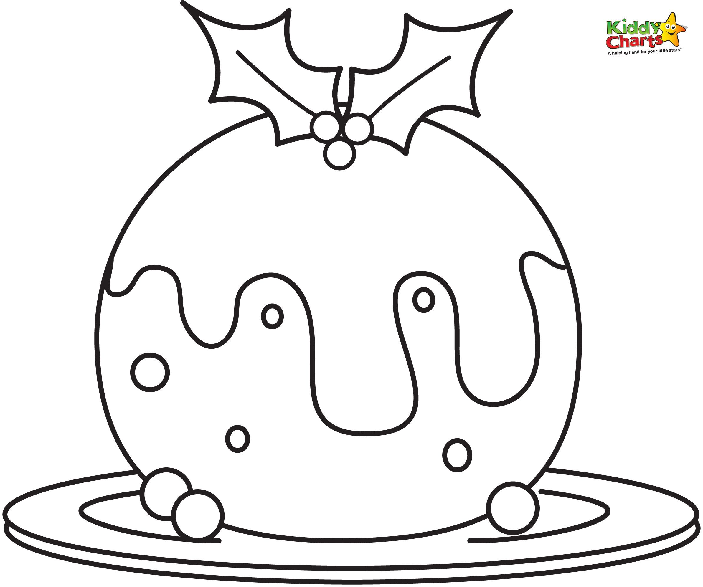 Christmas Coloring Pages for Kids from Coloring pages