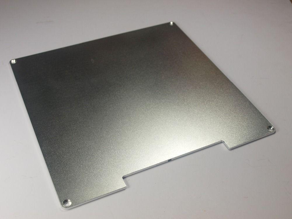Reprap Prusa i3 3D printer parts Anodized Aluminum BUILD
