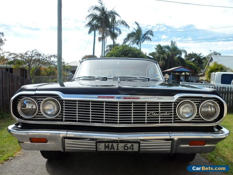 1964 Chevy Impala Chevrolet Impala Forsale Australia