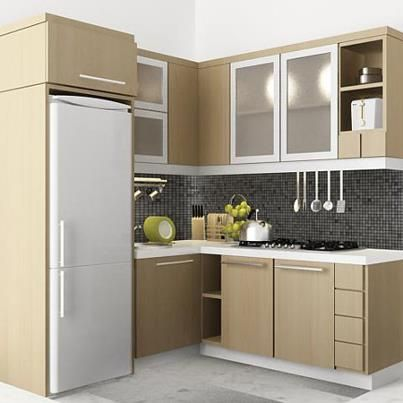 dapur minimalis sederhana | interior dapur, dekorasi