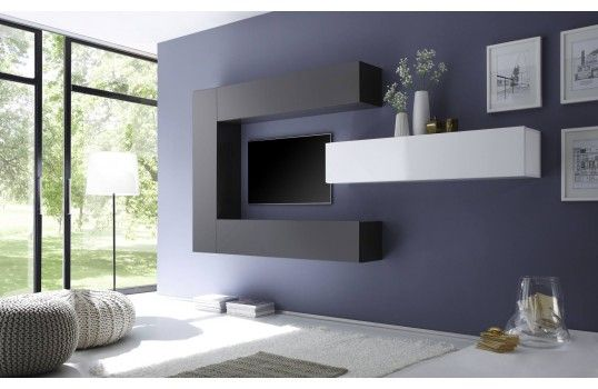 Ensemble Meuble Tv Design Norma Meuble Tv Design Meuble Tv Mural Design Ensemble Meuble Tv