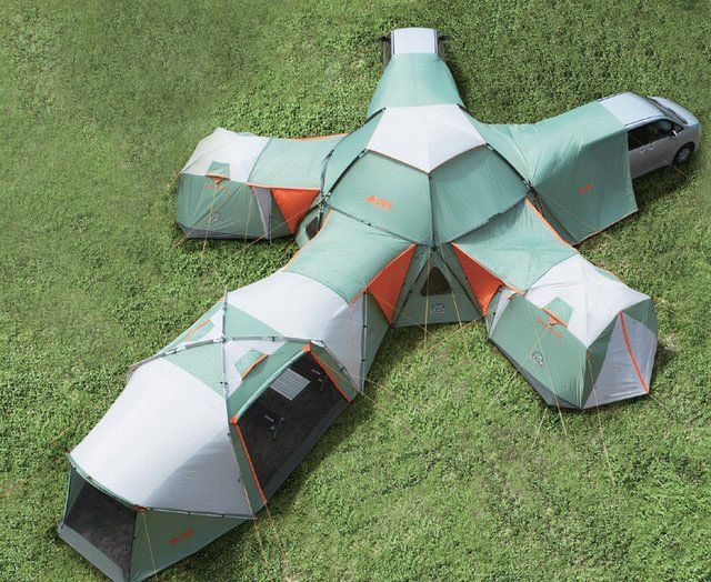 18 of the most modern and unusual summer c&ing tents & 18 of the most modern and unusual summer camping tents | Tents
