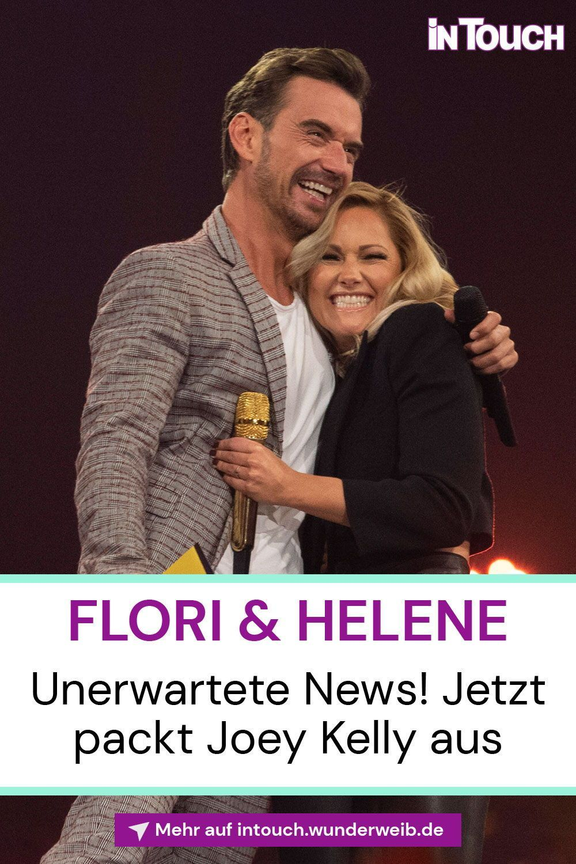 Florian Silbereisen Und Helene Fischer Unerwartete News Jetzt Packt Joey Kelly Aus Florian Silbereisen Silbereisen Florian