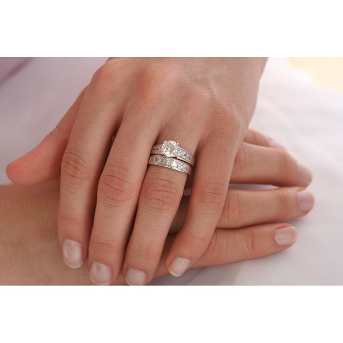 Wedding Ring Sets Bing Images