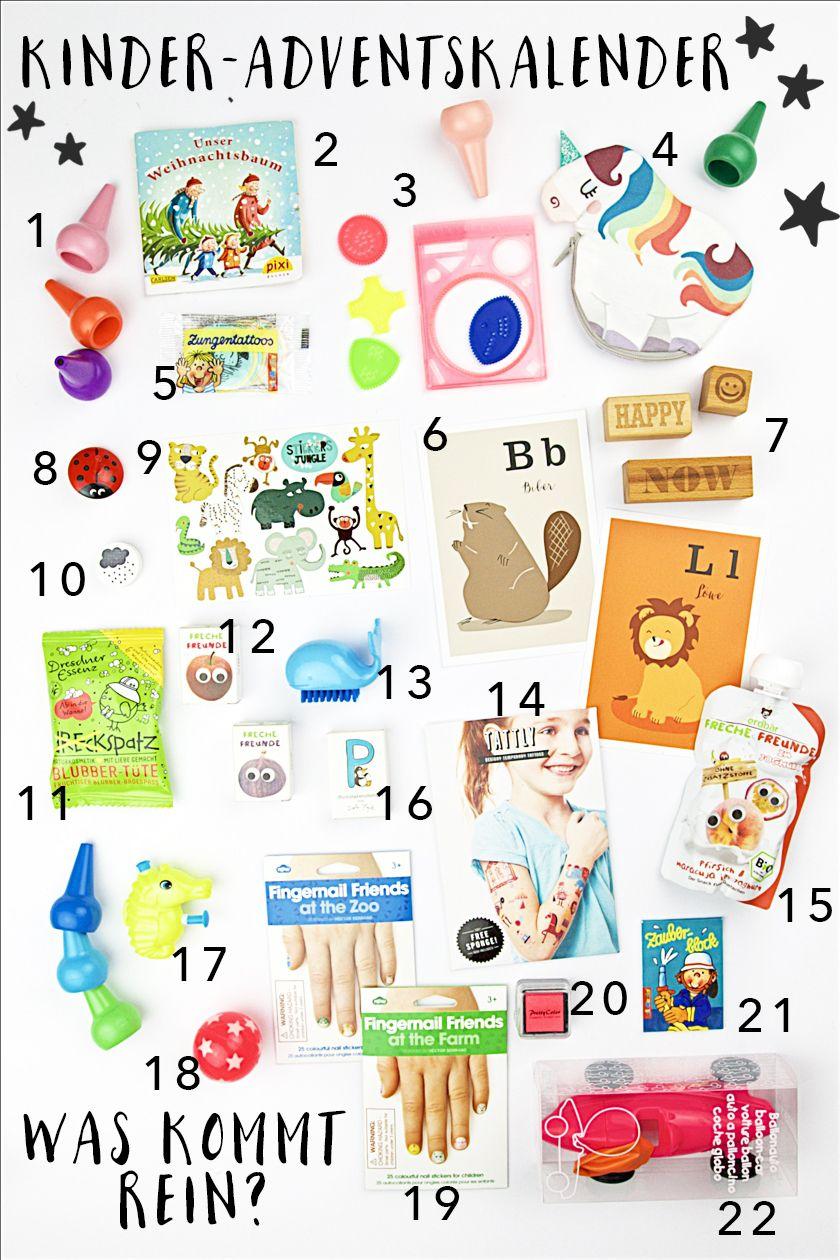 Adventskalender Fur Kinder Adventkalender Adventskalender Kinder Adventskalender