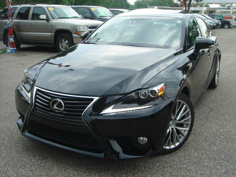 2014 Lexus IS 250 Base AWD 4dr Sedan 2014 lexus is 250