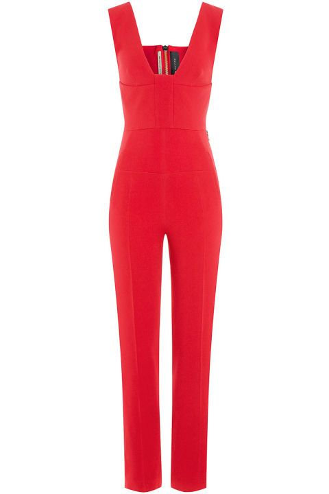 I always have difficulty with the proportions bc I'm short but not petite, but I'd love a jumpsuit I could wear out.