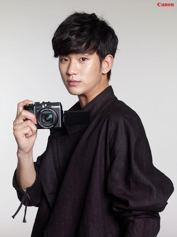 Canon #KimSooHyun #김수현