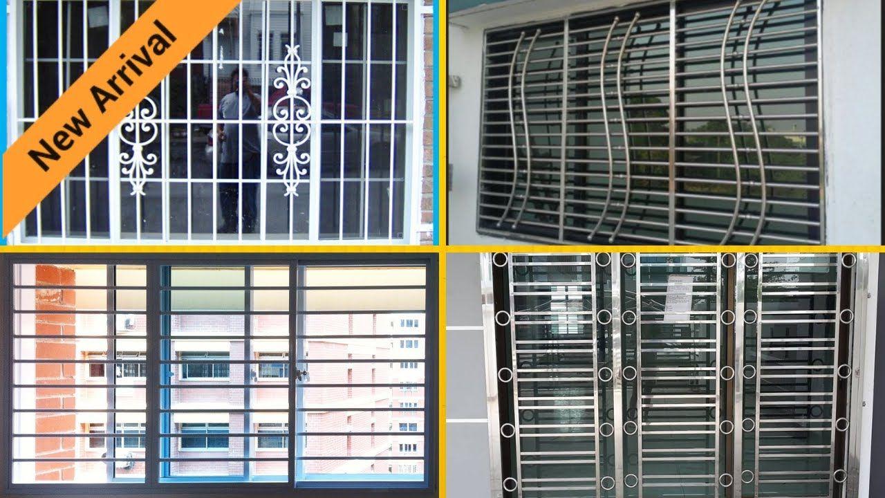 Window Grill Design Ideas for HouseModern Window Design in 27