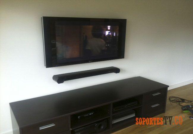 Pin En Instalacion De Barras De Sonido Para Televisor En La Ciudad De Bogota