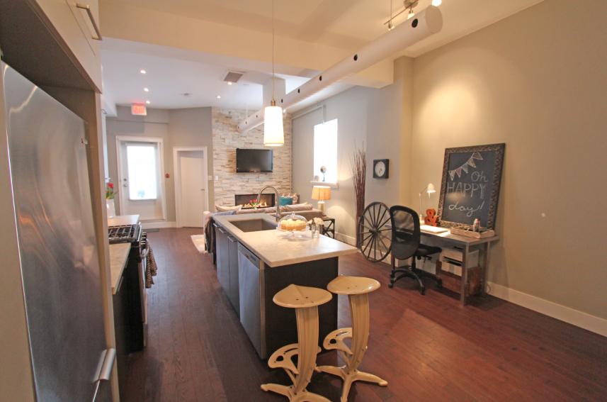 99 Chandos Ave Unit 204 Toronto Hard Loft 1 Bedroom