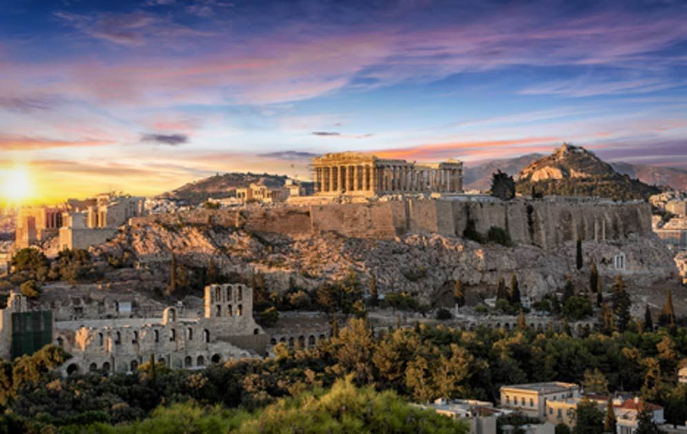 the acropolis of athens a golden age legacy wonders of the world athens city greece travel pinterest