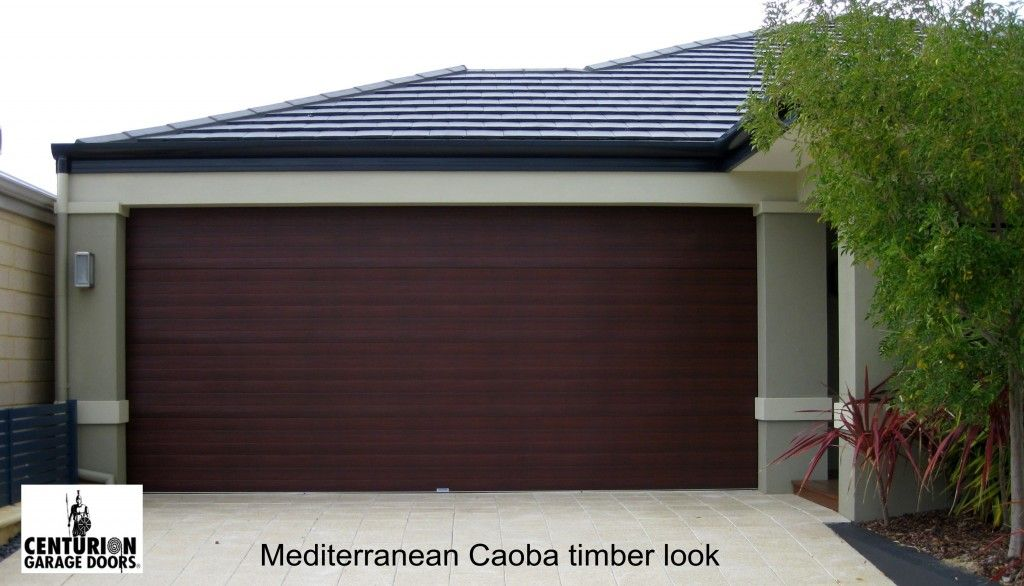Mediterranean Caoba Timber Look Final House Picks Pinterest