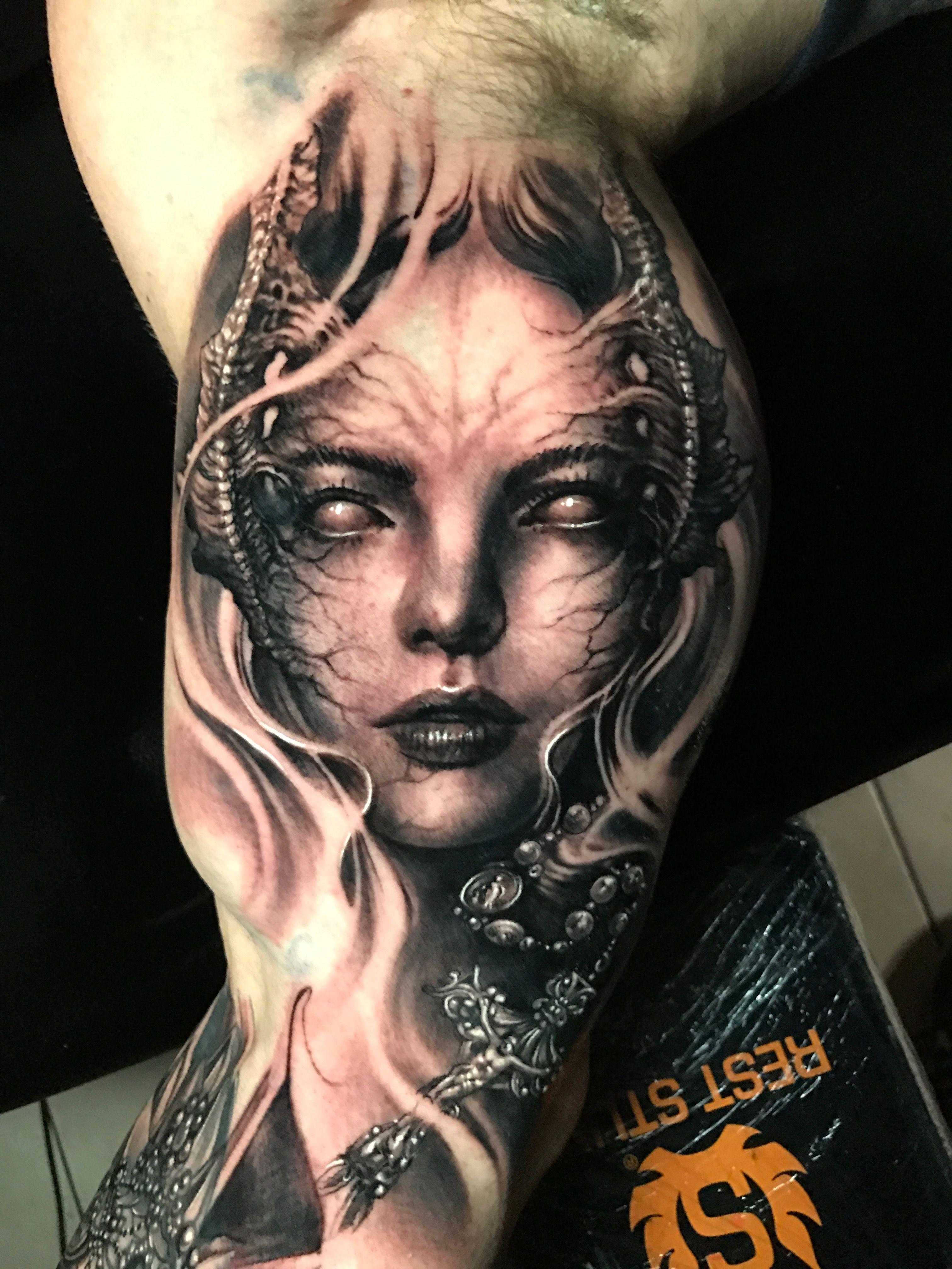 Pin by ken freel on white tattoos grace tattoos white