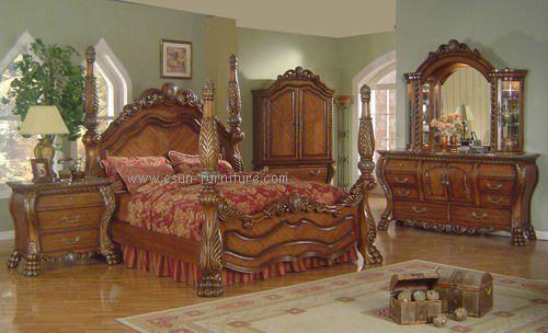 Süß Antikes Schlafzimmer Sets Antike schlafzimmer