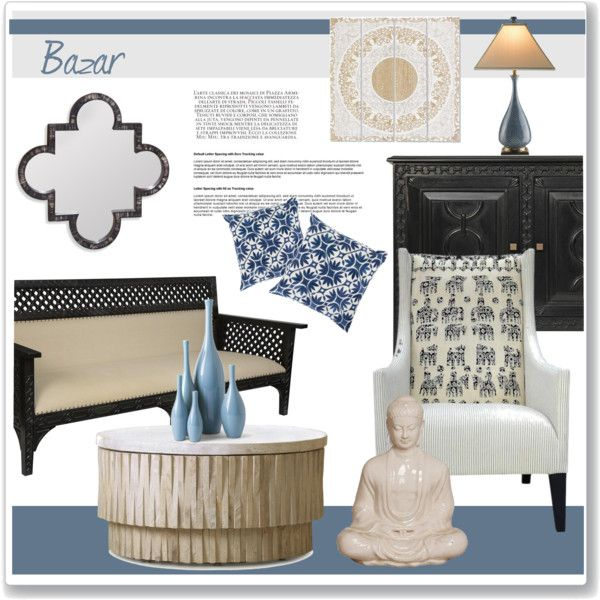 Designing with Kathy Kuo Home 5. by ruza-b-s on Polyvore featuring interior, interiors, interior design, home, home decor, interior decorating, WALL, contemporary and kathykuohome