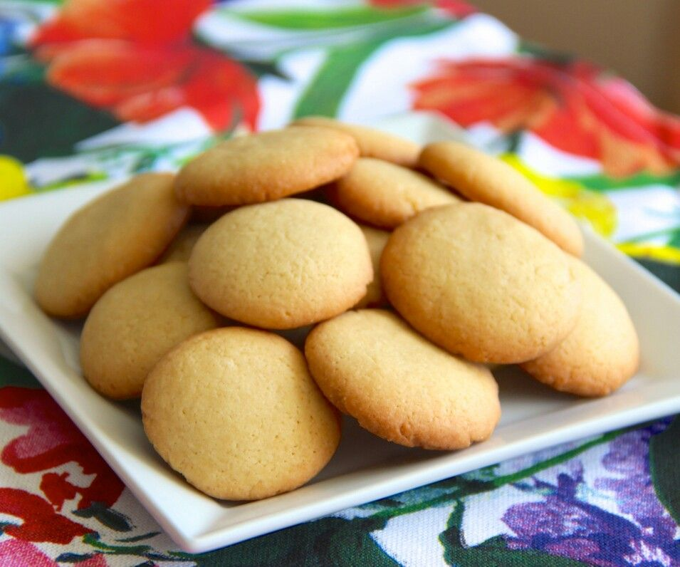 Vanilla Wafers Recipe Vanilla Wafer Recipe Vanilla Wafers Wafer Cookies