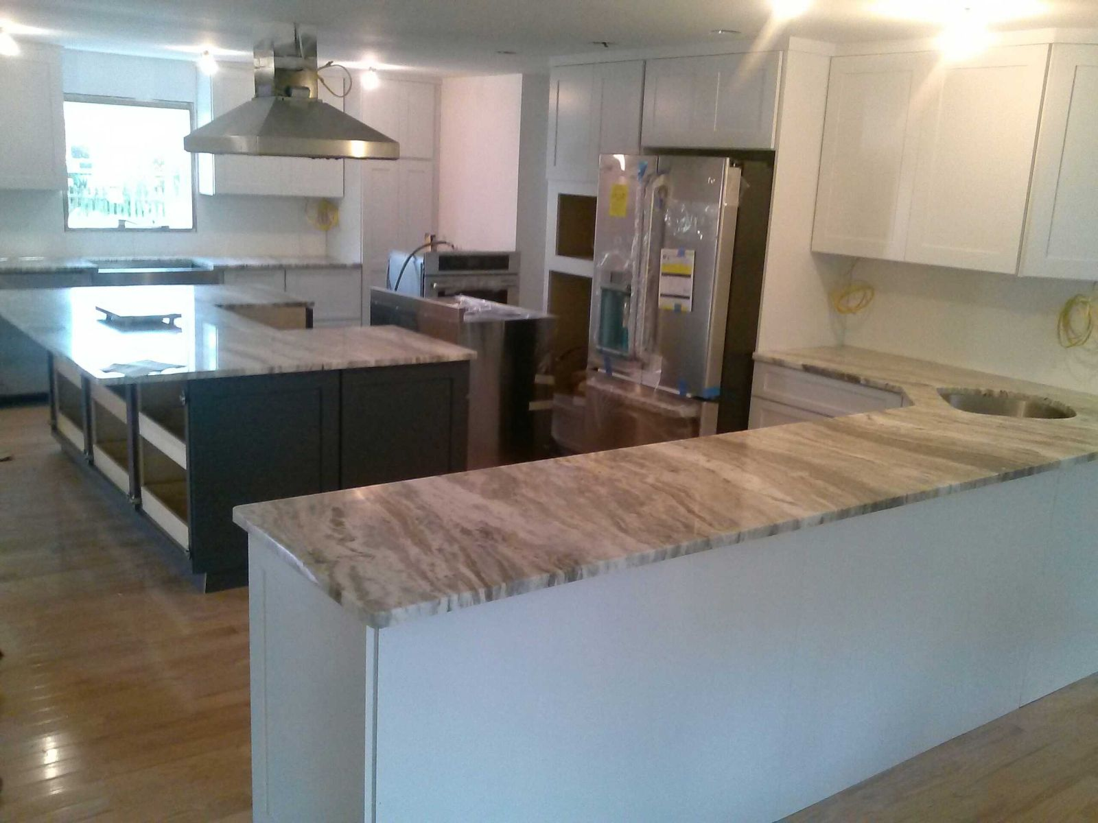 Terra Bianca Angelo S Marble Amp Granite Kitchen Project