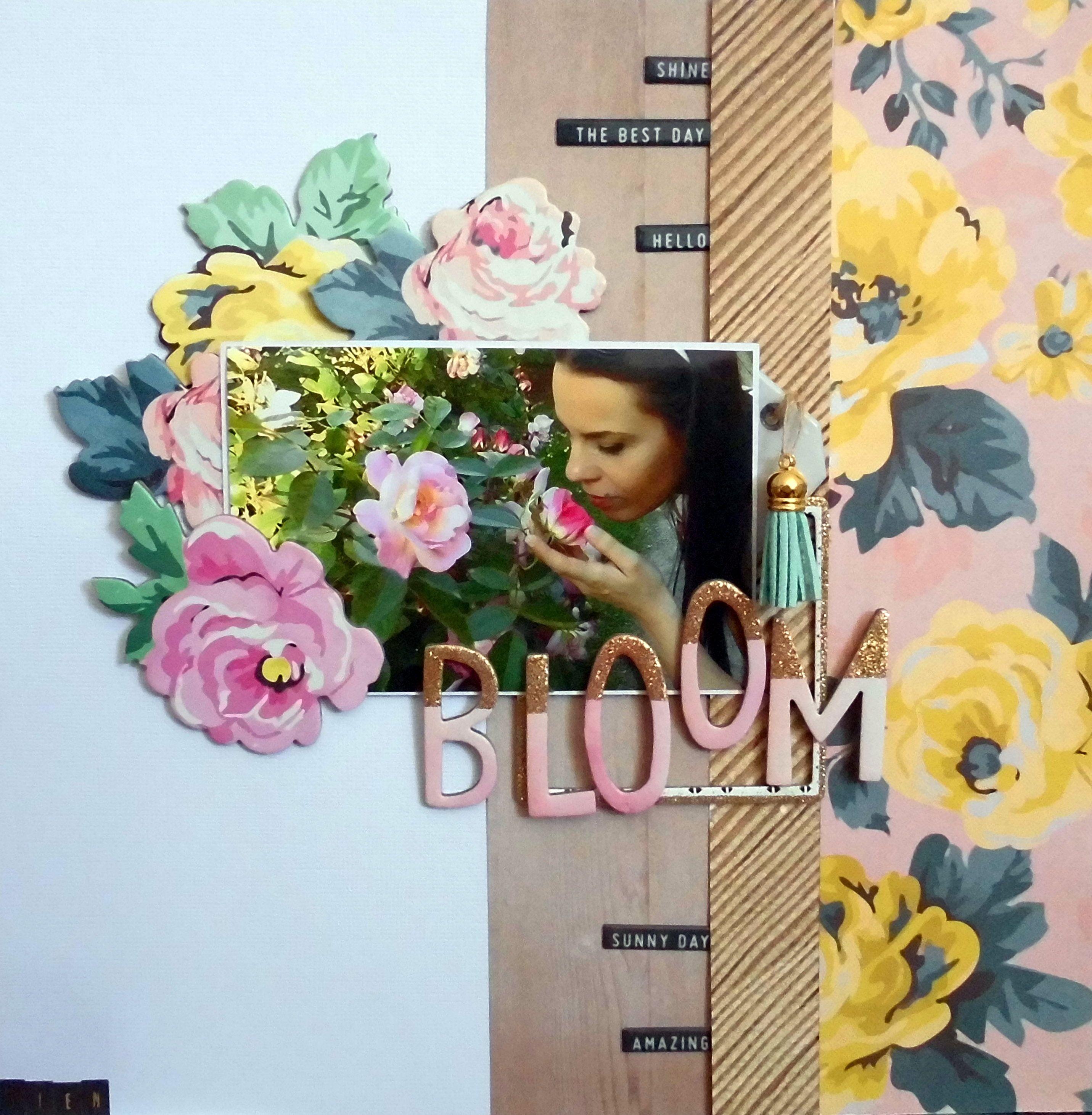 Bloom - Scrapbook.com
