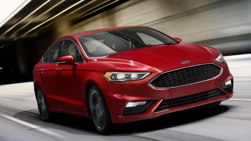 El nuevo Ford Mondeo evita a los pozos Ford fusion