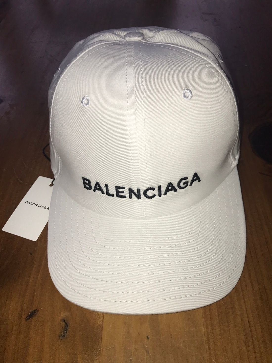7d684d3484c Balenciaga Balenciaga Cap Size One Size  450 - Grailed ...