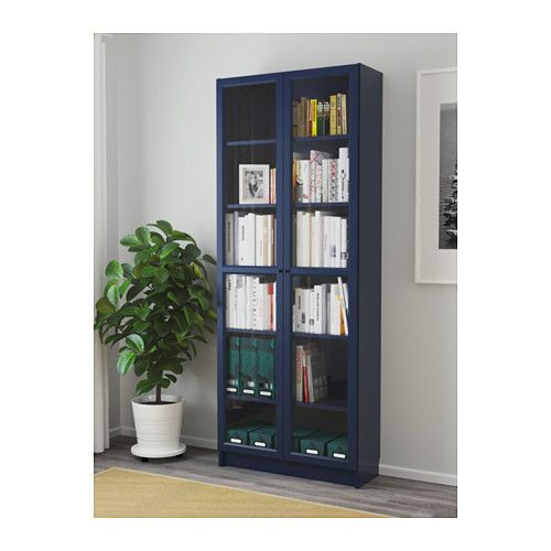 Fresh Home Furnishing Ideas And Affordable Furniture Bookcase With Glass Doors Billy Bookcase With Doors Billy Bookcase