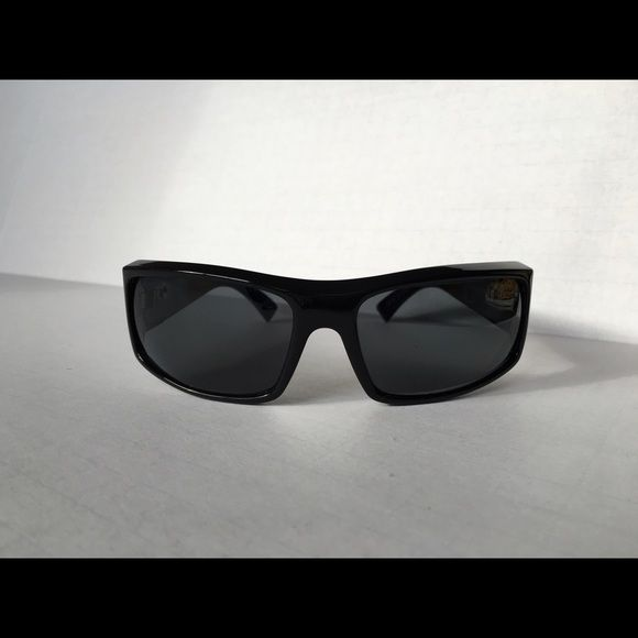 VZ Von Zipper Sunglasses • Black VZ • Lightly Used • Sunglasses • Black VZ Accessories Sunglasses