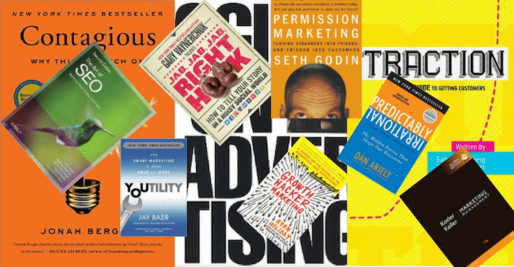 List of top 10 best digital marketing books that marketing professionals swear by. Useful for both the beginner and the veteran. Happy Reading!