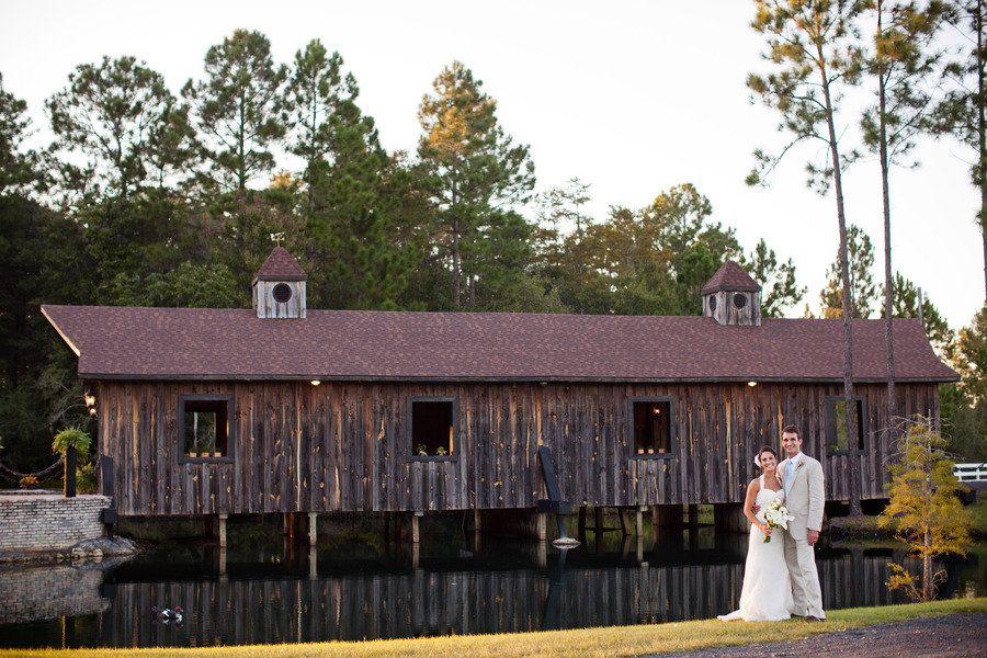 Jacksonville Wedding by Jamie Fender Photography Garden