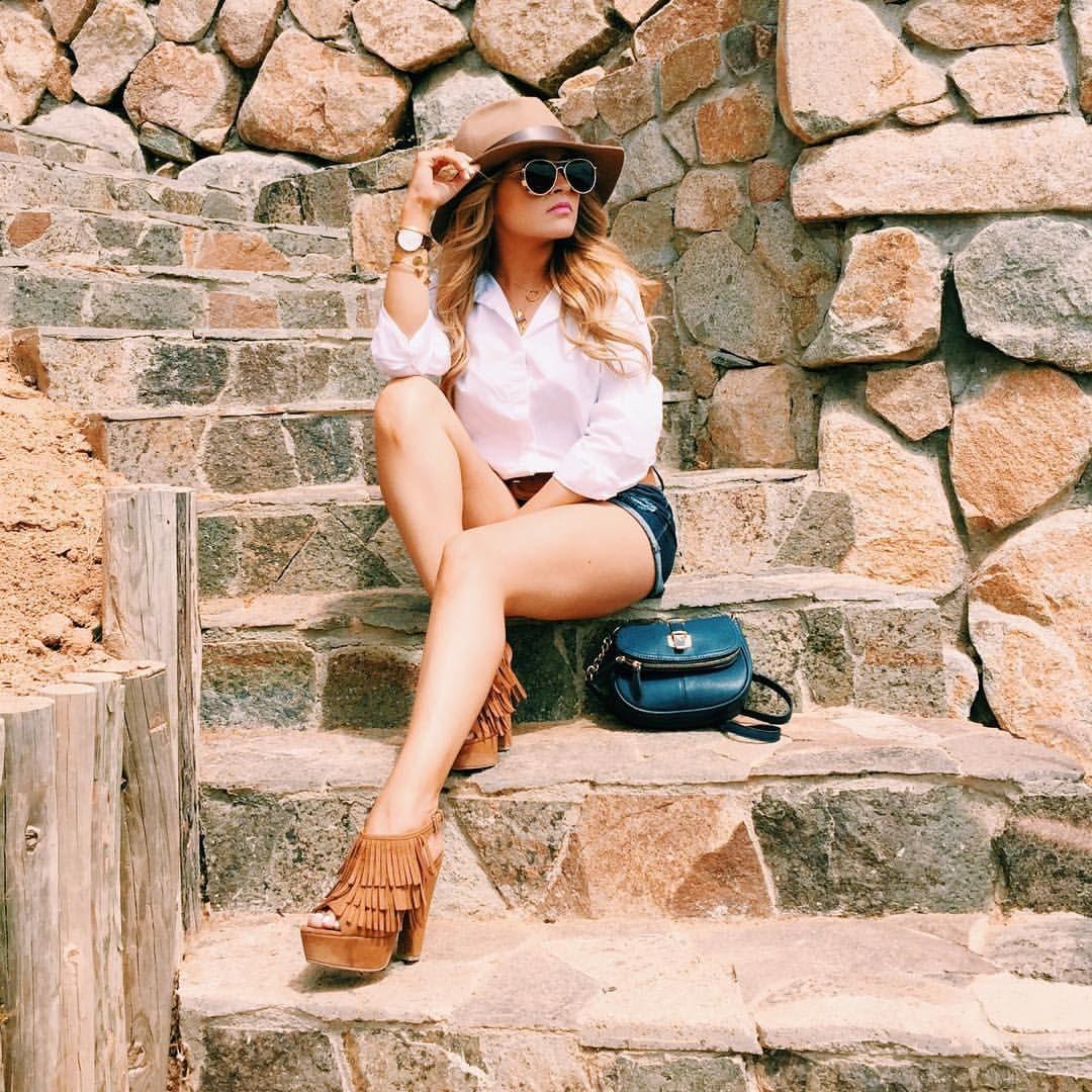 Love my Fringe Shoes and my cross body bag by Cklass - Los mejores Catálogos de México / me encantan mis zapatos son fabulosos y la bolsa súper practica y linda  #fblogger #fashionblogger #styleblogger