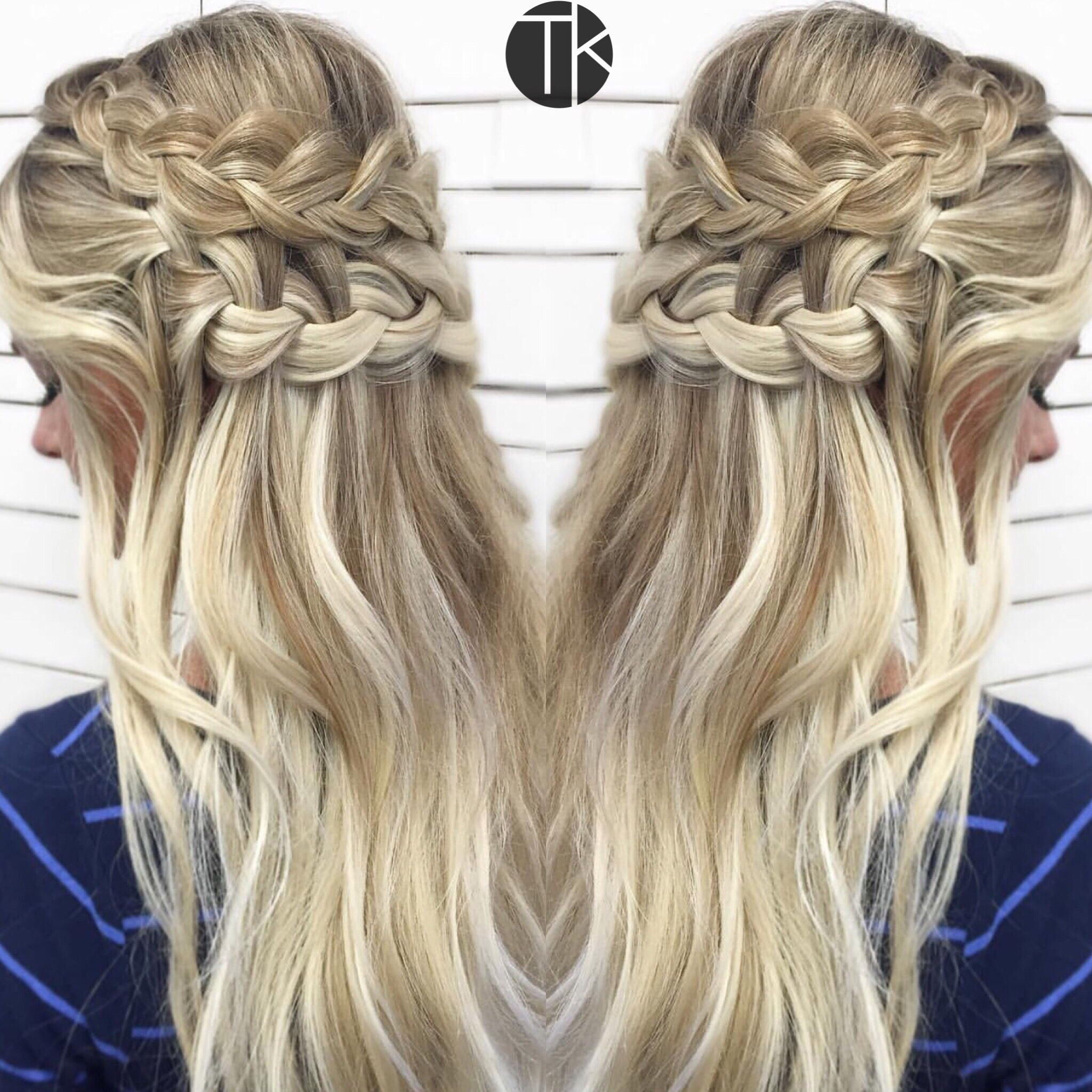 47+ Top knot hairstyle long hair trends